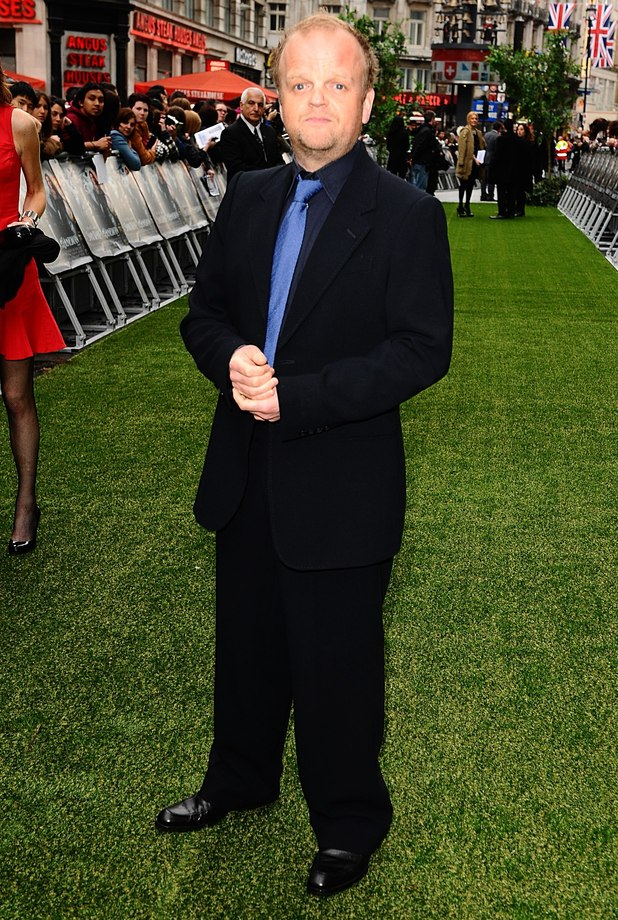 Toby Jones The Hunger Games: Catching Fire