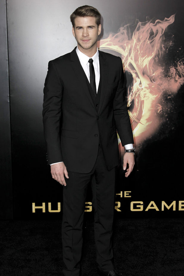Liam Hemsworth The Hunger Games: Catching Fire