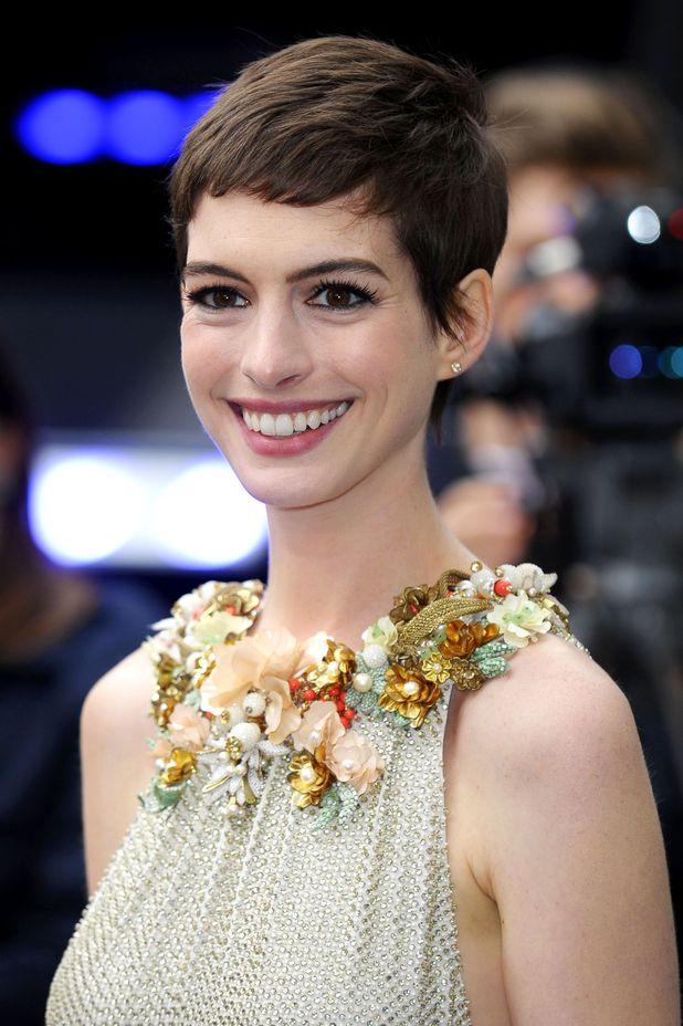 Anne Hathaway, Dark Knight Rises