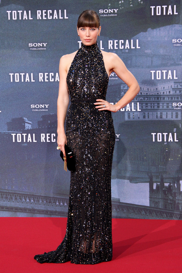 Jessica Biel, Total Recall