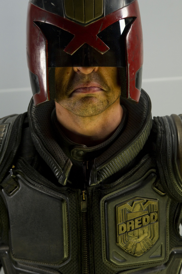 Dredd Karl Urban