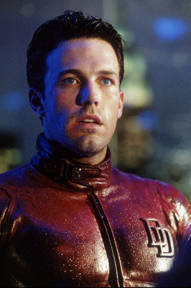 Ben Affleck in ''Daredevil'