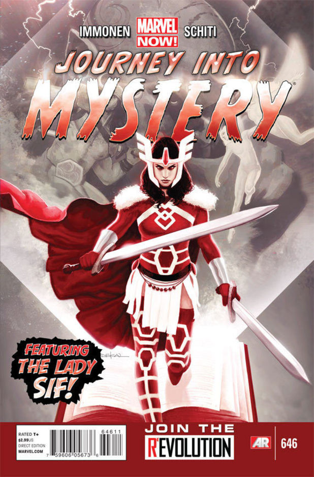 Marvel NOW! 'Journey into Mystery' cover