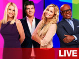 The X Factor USA - Live blog