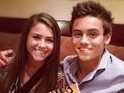 Tom Daley & Kassidy Cook romance rumors continue following date - pictures.