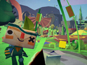 The new Tearaway trailer looks at the art and design process.