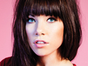 Carly Rae Jepsen expresses excitement over her new music.