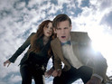 Matt Smith, Karen Gillan and Arthur Darvill feature in new pictures and poster.