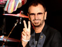 The Beatles drummer was inducted into the Rock and Roll Hall of Fame this weekend.