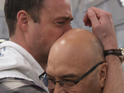 Jamie Theakston starts a bromance with Gregg Wallace on Celebrity MasterChef.