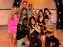 The contestants are paired with SYTYCD All-Stars and two dancers are sent home.