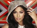 Nicole Scherzinger also confirms that she'll perform live on The X Factor UK.