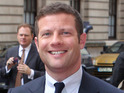 Dermot O'Leary apologised on Saturday night after Tulisa used the word 'milf'.