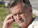 Cult legend Bruce Campbell talks Burn Notice and playing Sam Axe.