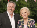 CBS reportedly wants to sign Mary Berry and Paul Hollywood for the US version.