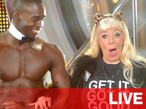 Celebrity Big Brother launch - Live Blog