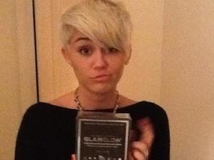 Miley Cyrus Glamglow