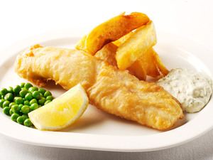 Fish & Chips by Nathan Outlaw