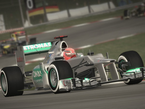 The latest screenshots of F1 2012 from gamescom 2012