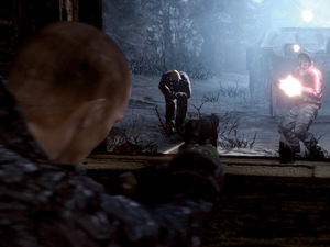 &#39;Resident Evil 6&#39; screenshot