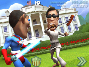 VOTE!!! the Game screenshot