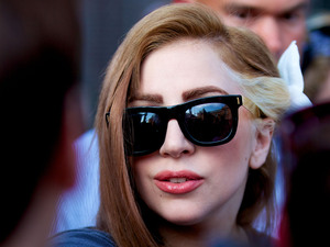 Lady Gaga arriving at Conservatorium Hotel in Amsterdam Amsterdam, Holland - 20.08.12 Mandatory Credit: Gerben Pul/WENN.com