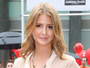 Millie Mackintosh launches the Sunday Strut, a host of fashionable fundraisers take part in a catwalk strut accross London, in aid of The Prince's Trust. London, England