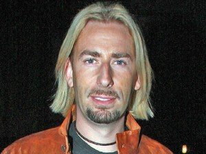Chad Kroeger of Knickelback