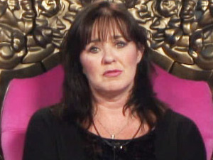 Day 8: Coleen in the Diary Room