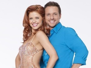 Dancing With The Stars: All-Stars pairs: Drew Lachey & Anna Trebunskaya