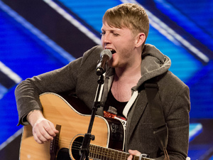 Will James and guitar skills impress the judges?