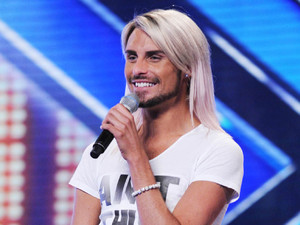 Rylan looks set to make an impression.