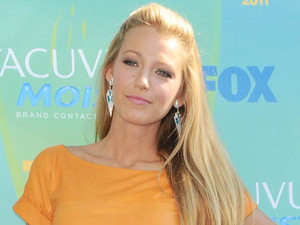 2011 Teen Choice Awards, Blake Lively, Gucci