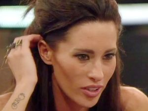 'Celebrity Big Brother', Elstree Studios, Hertfordshire, Britain - 18 Aug 2012 Subhead: Jasmine Lennard