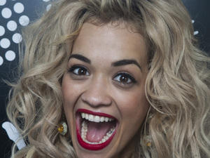 Rita Ora, Mac, V Festival 2012