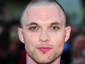 Ed Skrein arriving at the UK premiere of Ill Manors