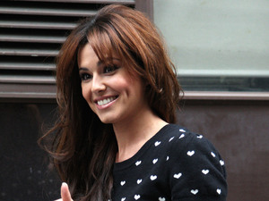 Cheryl Cole outside the BBC Radio 1 studios London, England - 12.06.12 Mandatory Credit: Paul Terry/WENN.com
