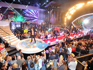 Atmosphere Celebrity Big Brother Summer 2012 Launch held at Elstree Studios London, England - 15.08.12 Mandatory Credit: Daniel Deme/WENN.com