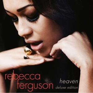Rebecca Ferguson 'Heaven' deluxe edition artwork.