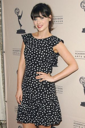 Zooey Deschanel, Academy Of Television Arts and Sciences' performers Peer Group Reception