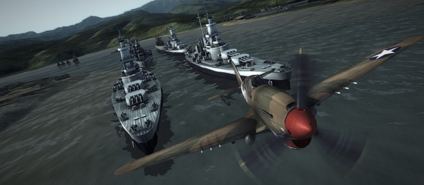 &#39;Damage Inc. Pacific Squadron WWII&#39; screenshot