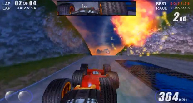 'Rollcage' screenshot