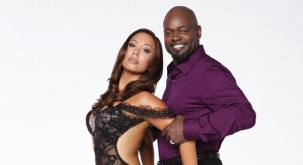 Dancing With The Stars: All-Stars pairs: Emmitt Smith & Cheryl Burke