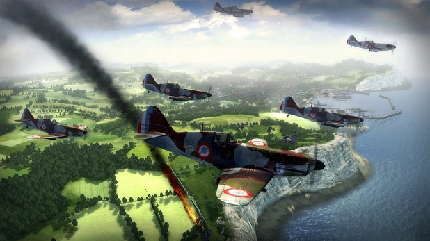 Dogfight 1942 - screenshots
