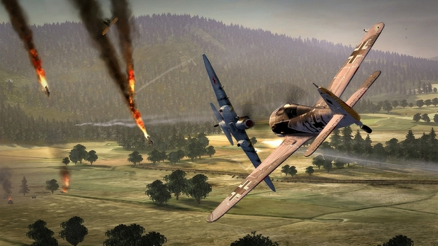Dogfight 1942 - screenshots