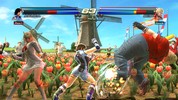 Tekken Tag Tournament 2' screenshot