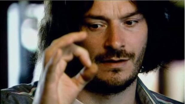 Julian Barratt as Dan Ashcroft in Nathan Barley