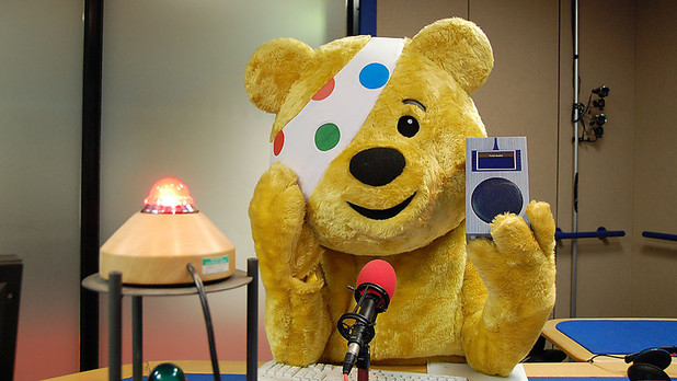 Children In Need digital radio