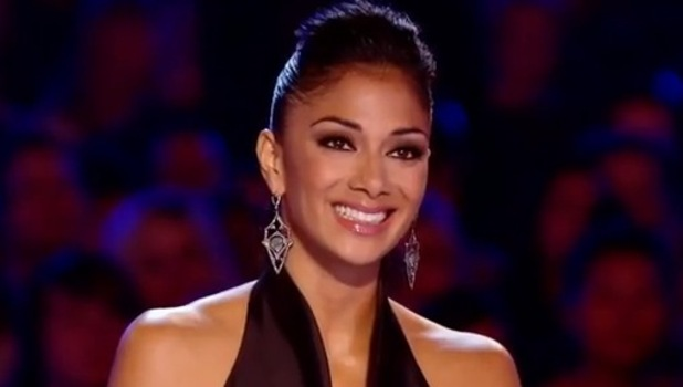 Nicole Scherzinger on X Factor