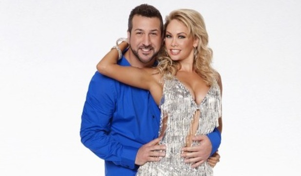 Dancing With The Stars: All-Stars pairs: Joey Fatone & Kym Johnson